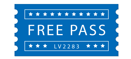 VSN Free pass registration code