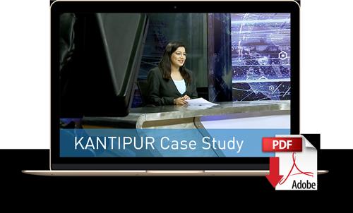 Descargue el caso de estudio de Kantipur TV