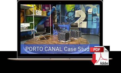 Descargue el caso de estudio de Porto Canal