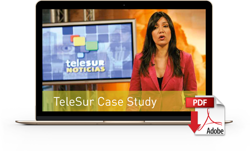 Download TeleSur TV Case Study