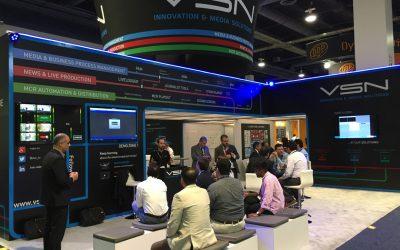 Carretera a NAB 2017: VSN apuesta por la mejora continua de su solución estrella VSNEXPLORER