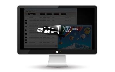 Radio televisión Ceuta actualiza su sistema de noticias a HD gracias a la tecnología de VSN