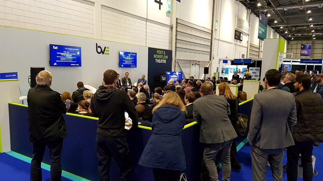 VSNEXPLORER arrives to  BVE London 2017 fair with great success