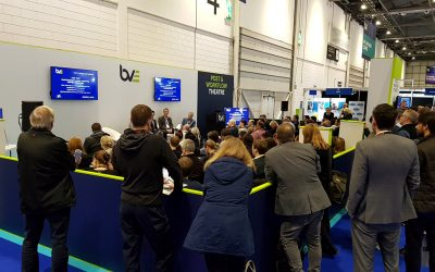 VSNEXPLORER arrives to  BVE London 2017 fair with great success