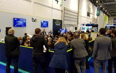 La tecnología de VSNEXPLORER se presenta en la feria BVE de Londres con gran éxito