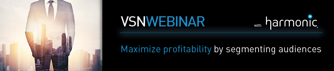 """Sign in to the webinar """"Maximize profitability by segmenting audiences"""""""