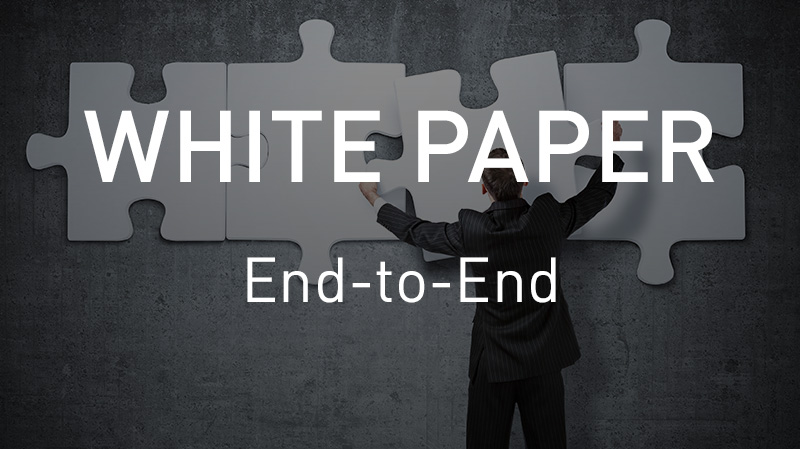 End-to-End White Paper: How to solve the Broadcast puzzle with VSN