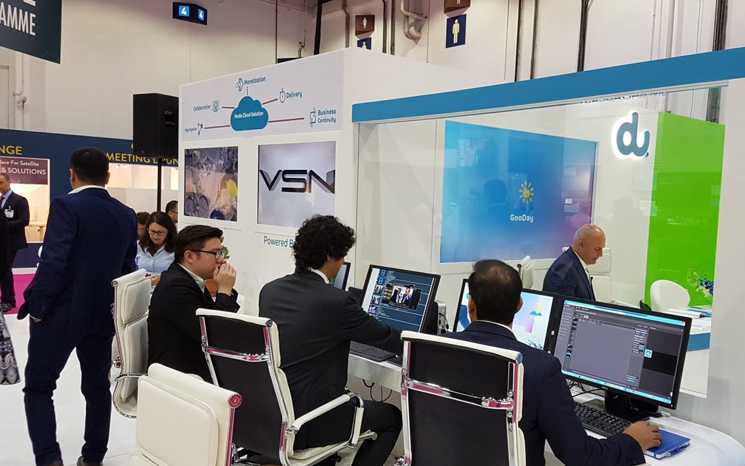 Advanced media management in the Cloud arrives to CABSAT 2017 thanks to VSN