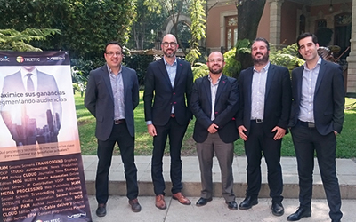 VSN, Harmonic and Teletec close their joint roadshow in Mexico with great success