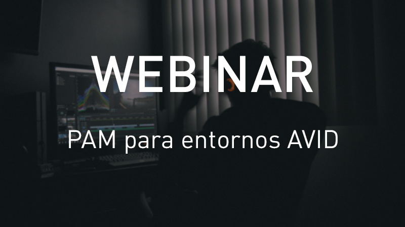 Production Asset Management para entornos AVID
