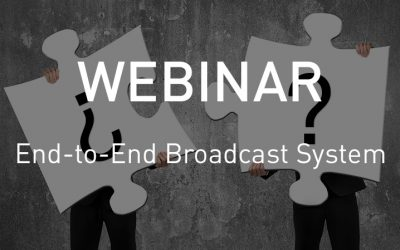 VSNWEBINAR: Learn how to solve the Broadcast Puzzle with VSN