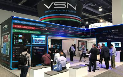Wedit becomes the absolute protagonist of NAB Show 2017