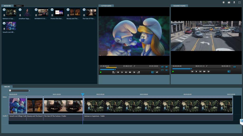 Wedit: VSN's new web video editor