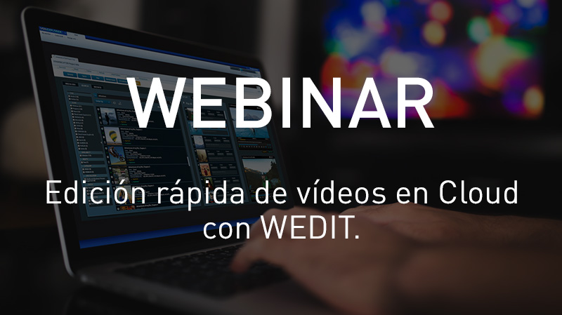 Webinar about the ultimate online video editor, Wedit