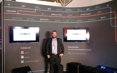 On cloud solutions and programming segmentation suceeded in 'Expo cine vídeo y televisión' trade show