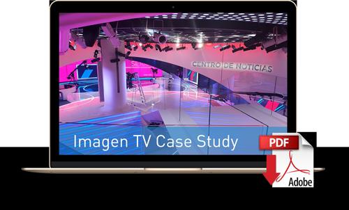 Descargar caso de estudio de Imagen TV: Automatización MCR
