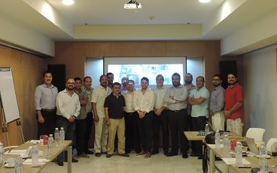 VSN brings together its Latin American dealers to train them and share experiences