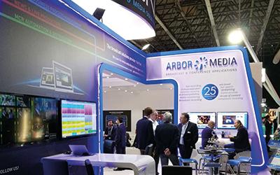 VSN y Arbor Media mostrarán su avanzada solución para monitorización de la media en IBC 2017