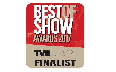 Wedit es nominado a los premios Best of Show de IBC 2017
