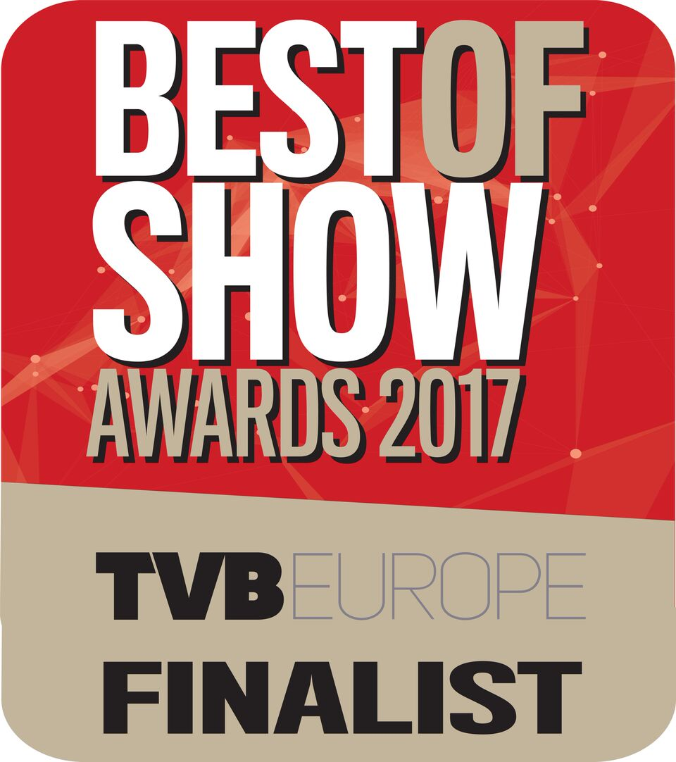 TVBEurope Best of Show Finalist