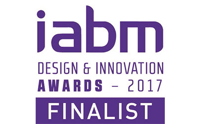 Wedit, finalista de los premios IABM Design & Innovation Awards 2017