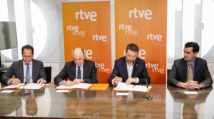 VSN participa en el proyecto 'Journalism Innovation HUB' de RTVE para estudiar nuevas tecnologías digitales en programas informativos