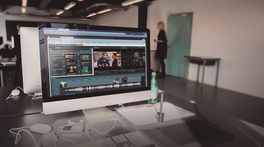 VSN presenta sus nuevas herramientas de edición de vídeo para Media Asset Management en NAB 2018
