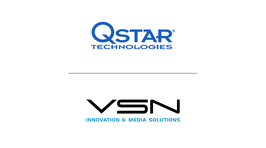"VSN integrates with QStar for ""end-to-anywhere"" Media Management  and Archive for the film and broadcast industry"