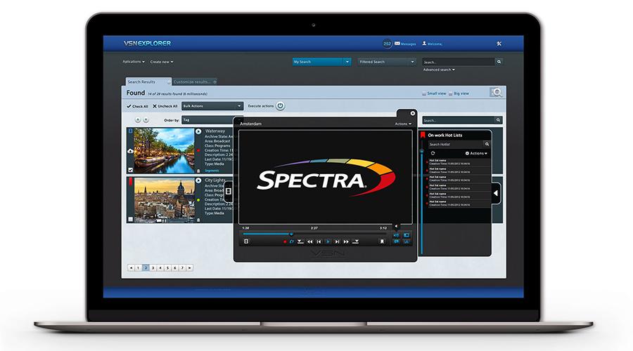 VSNExplorer para gestión de media y BPM se integra con el almacenamiento Blackpearl de Spectra Logic