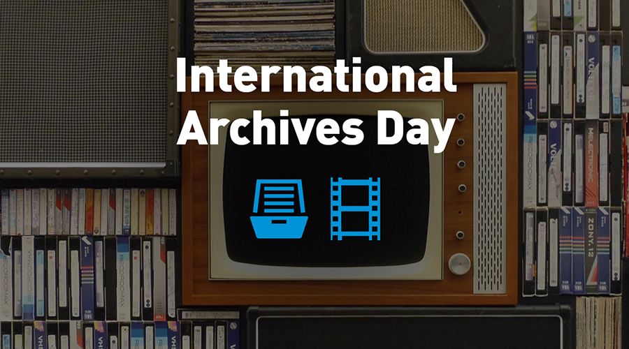 VSN joins the worldwide celebration of the International Archives Day 2018
