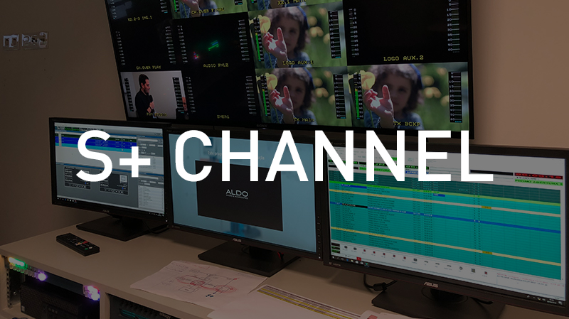 S+ Channel Case Study