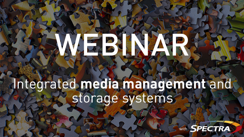 VSNWebinar: When intuitive media asset management meets modern storage systems
