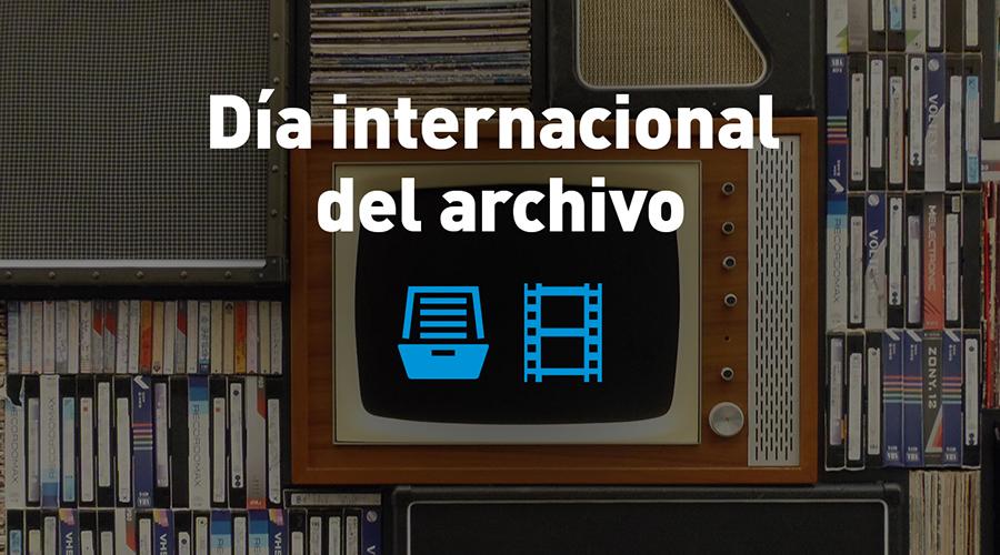 VSN se suma a la celebración del Día internacional del archivo 2018