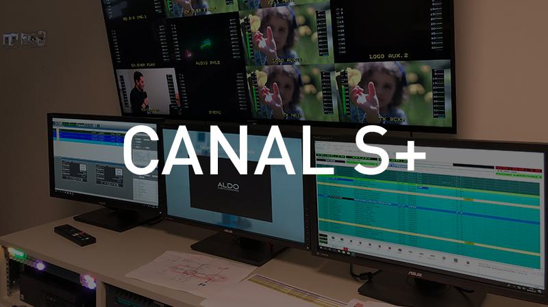 Caso de estudio del canal S+