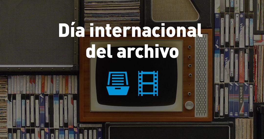 Día internacional del archivo