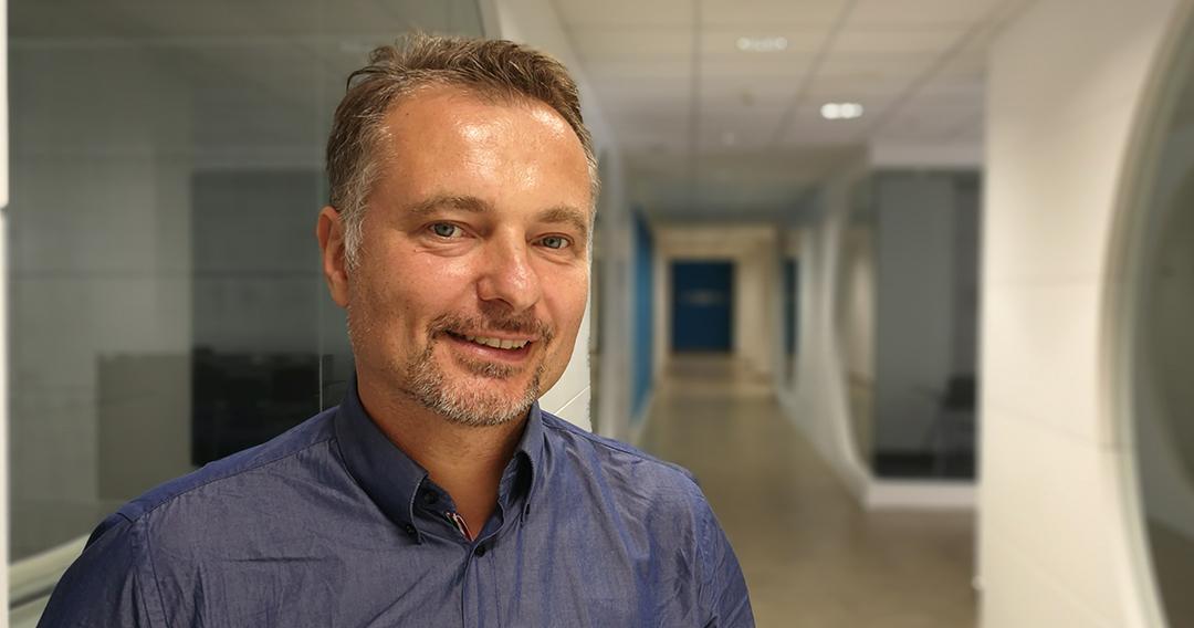 Sergey Pribyl VSN EMEA Sales Manager