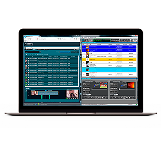 News Live Production Software Solution