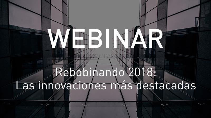 Rebobinando 2018: Las innovaciones más destacadas de VSN