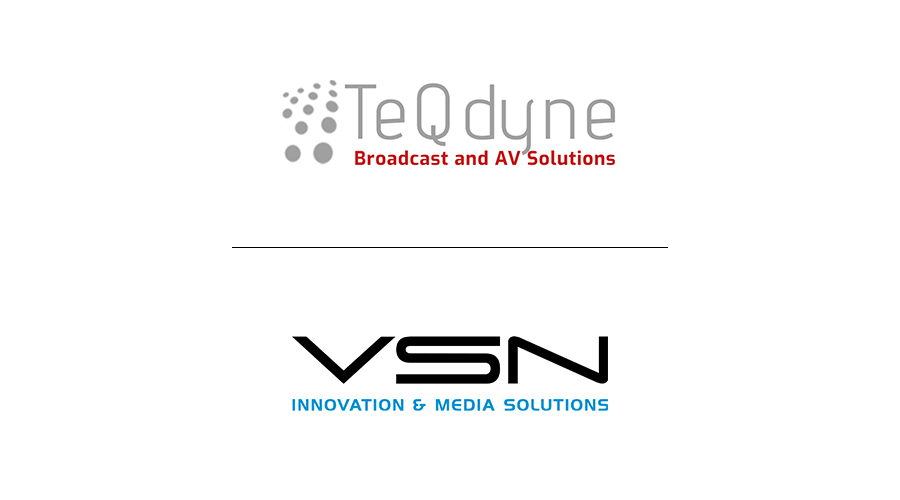 TeQdyne, Set to Represent VSN on the East Coast of the U.S.