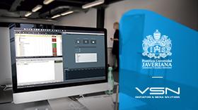 VSN apoya a la Pontificia Universidad Javeriana en la formación de los periodistas del mañana