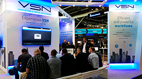 The top 5 reasons why you should visit the VSN Booth at NAB Show 2019