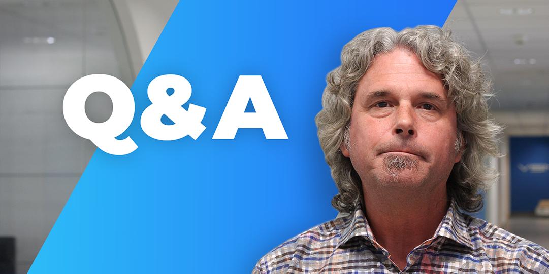 Douglas Wynn de VSN Norteamérica responde a nuestras preguntas sobre gestión de media en TAB Texas.