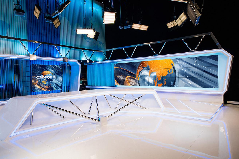 TRK Ucrania escoge las soluciones de VSN para gestión de media y producción de noticias