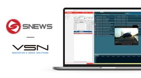 VSN anuncia una nueva colaboración con SNEWS para una producción de noticias mejorada e interoperable