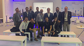 VSN closes another successful IBC that helps to consolidate its international expansion