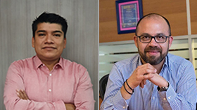 Alfonso Vázquez and Armando Aramis, the latest incorporations to VSN for the Latin America region