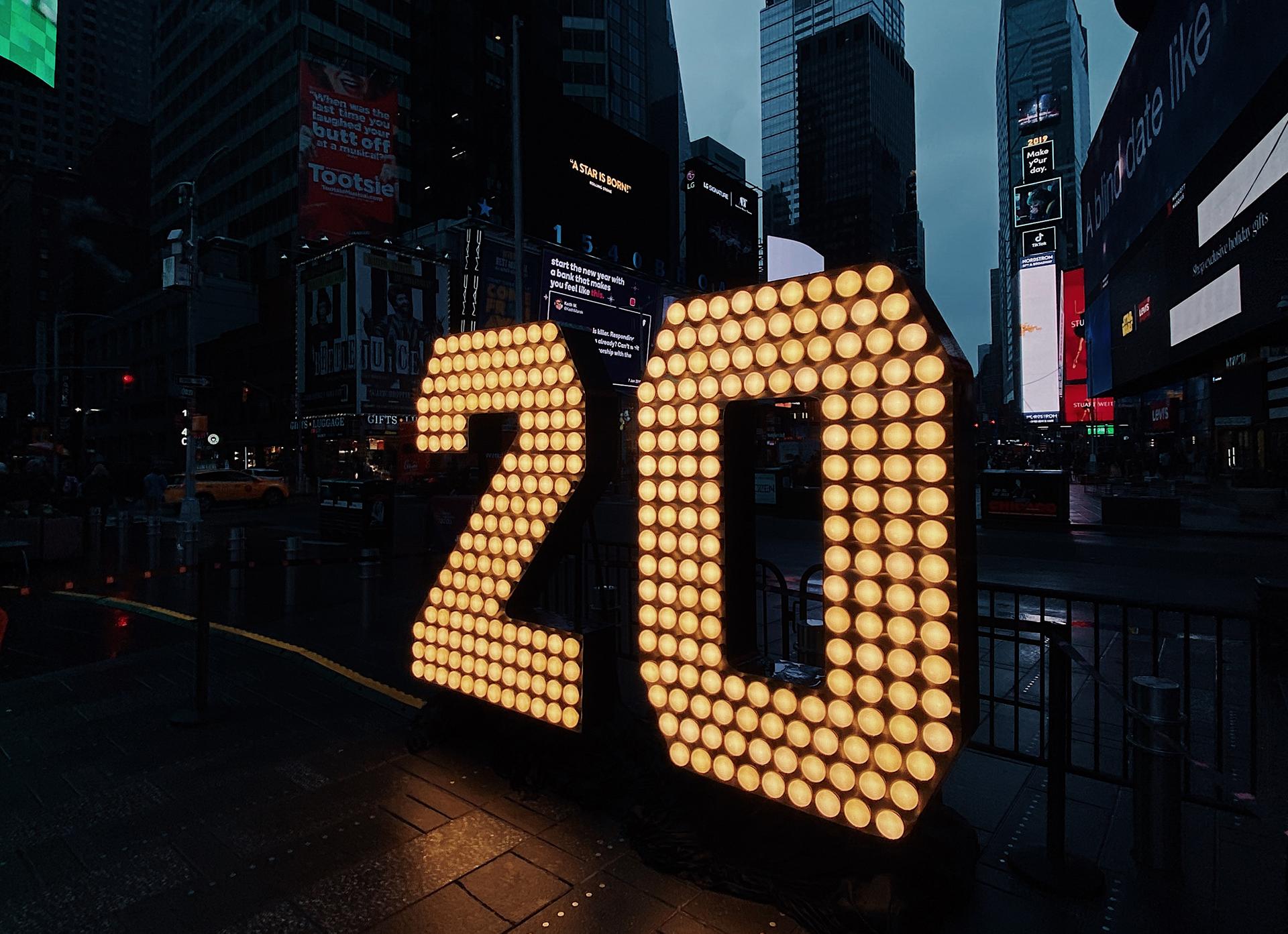 VSN 20 milestones for 2020