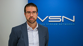 VSN appoints Álvaro Montalbán as new Sales Director for the EMEA region