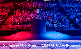 Riot Games Brazil trusts VSN for its E-sports content archive