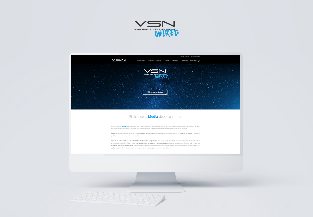 VSN Wired is now live